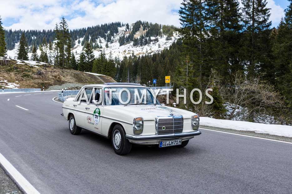 Automythos | 6. Bodensee Klassik 2017 | 56 | Dr. Hans H. Hamer & Boris Rogosch | Alfa Romeo Giulia Spider 1600