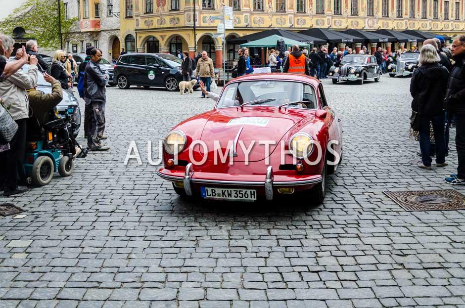 Automythos | 6. Bodensee Klassik 2017 | 57 | Prof. Dr. Stefan Mecheels & Elisabeth Rohleder | Porsche 356 B 2000 GS Carrera 2