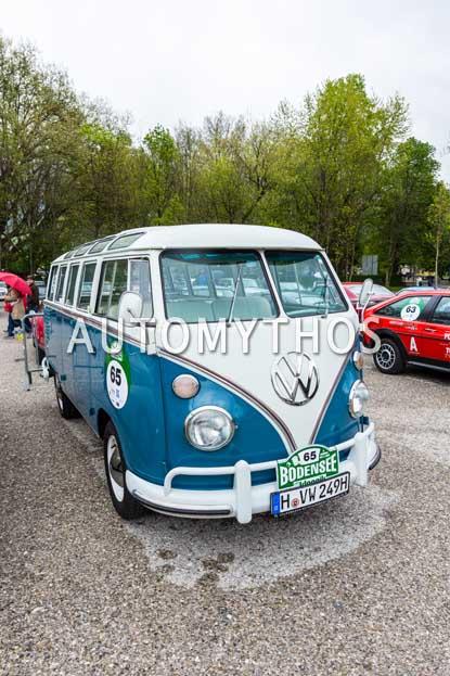 Automythos | 6. Bodensee Klassik 2017 | 65 | Dr. Eckhard Scholz & Cornelia Scholz | Volkswagen T1