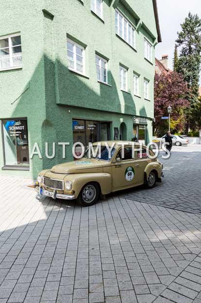 Automythos | 6. Bodensee Klassik 2017 | 66 | Felix Müller & Philipp Müller | Volvo PV544