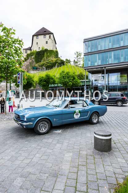 Automythos | 6. Bodensee Klassik 2017 | 68 | Fabienne Dailliet & Hermann Horlacher | Ford Mustang