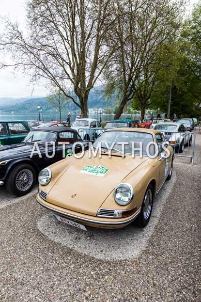 Automythos | 6. Bodensee Klassik 2017 | 70 | Claus Schnetzer & Johanna Schnetzer | Porsche 912