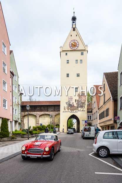 Automythos   6. Bodensee Klassik 2017   73   Kurt Zehender & Ralf Kirstein   Austin-Healey 3000 Mk III