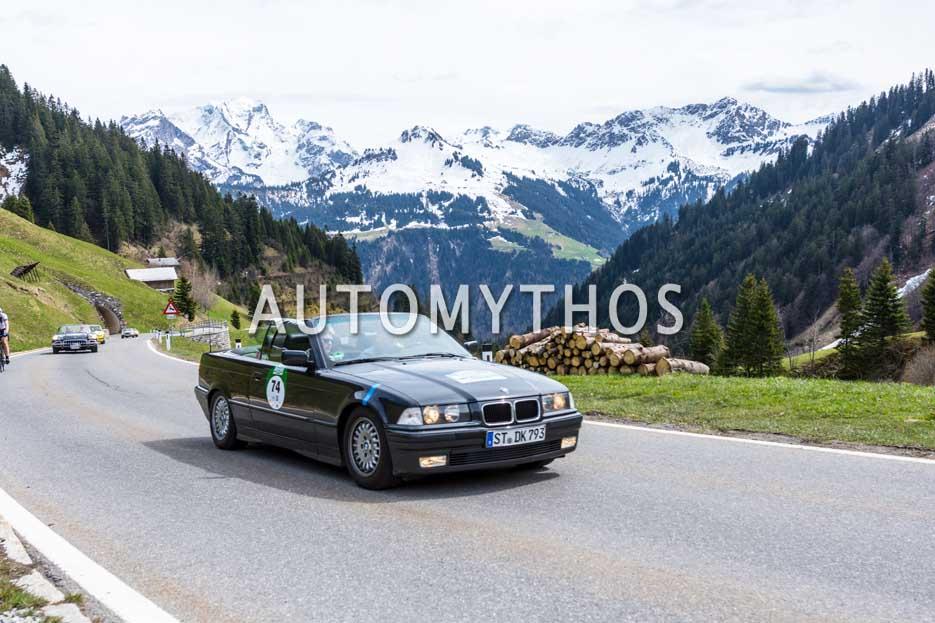 Automythos | 6. Bodensee Klassik 2017 | 74 | Dr. Klaus Innig & Dr. Dorothee Innig | BMW 325i