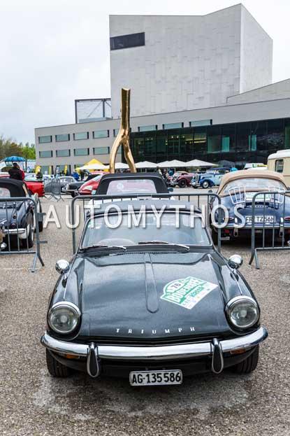 Automythos | 6. Bodensee Klassik 2017 | 76 | Herbert Müller & Paul Hofer | Triumph Spitfire Mk III
