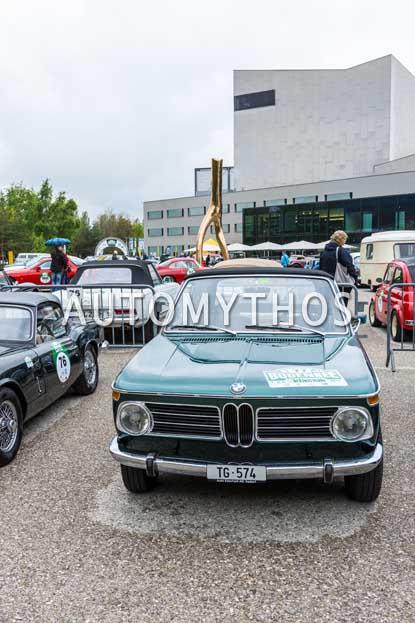 Automythos | 6. Bodensee Klassik 2017 | 77 | Heinz Eberhart & Roland Köhler | BMW 1600 Cabriolet