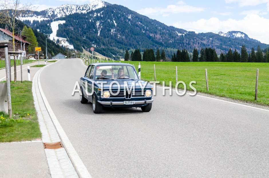 Automythos | 6. Bodensee Klassik 2017 | 81 | Justine Eberhart & Timon Kaspar | BMW 2002 ti