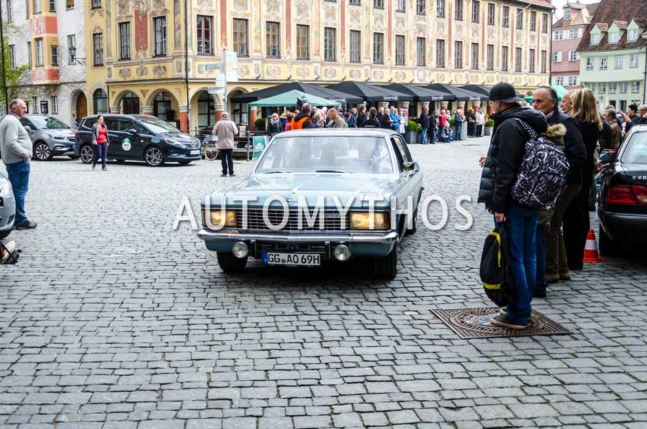 Automythos | 6. Bodensee Klassik 2017 | 86 | Wolfgang Berghofer & Christian Mathes | Opel Kapitän