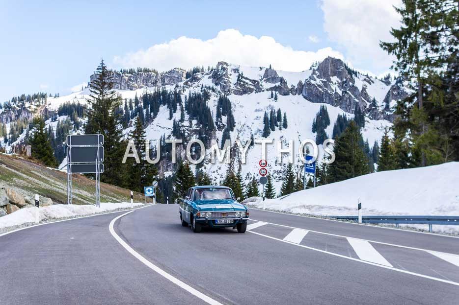 Automythos | 6. Bodensee Klassik 2017 | 88 | Rainer Staudt & Ursula Staudt | Rover 3500 P6