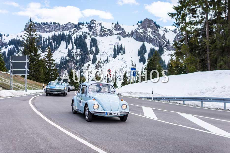 Automythos | 6. Bodensee Klassik 2017 | 89 | Otto Vorsatz & Helmut Kugler | Volkswagen 1200
