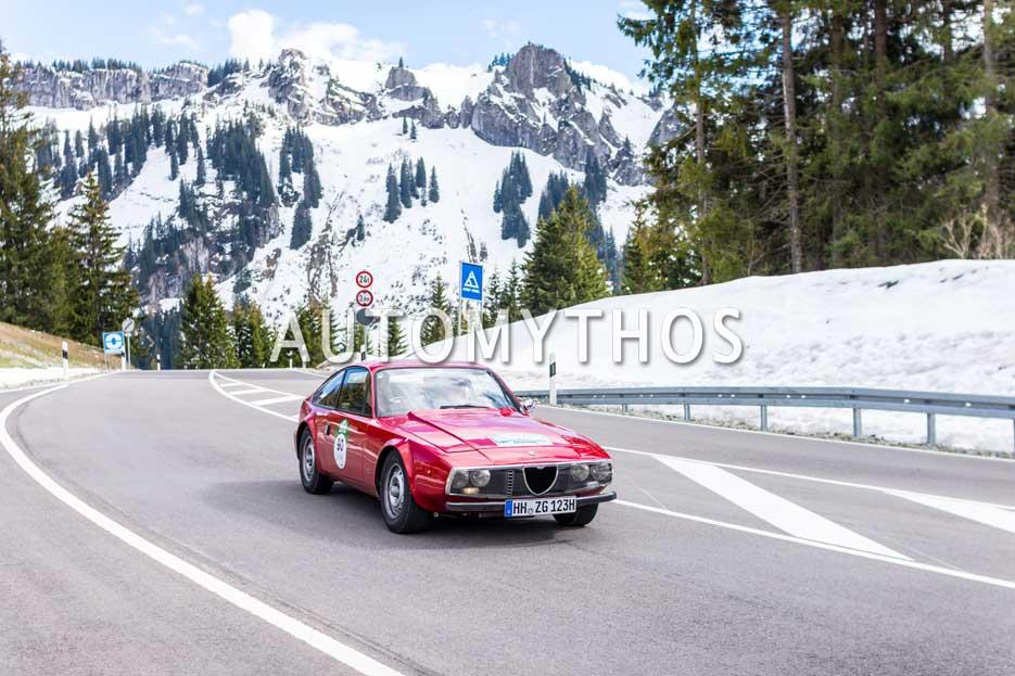 Automythos | 6. Bodensee Klassik 2017 | 90 | Manuela Schlueter & Stephanie Zwerg | Alfa Romeo GT Junior Zagato