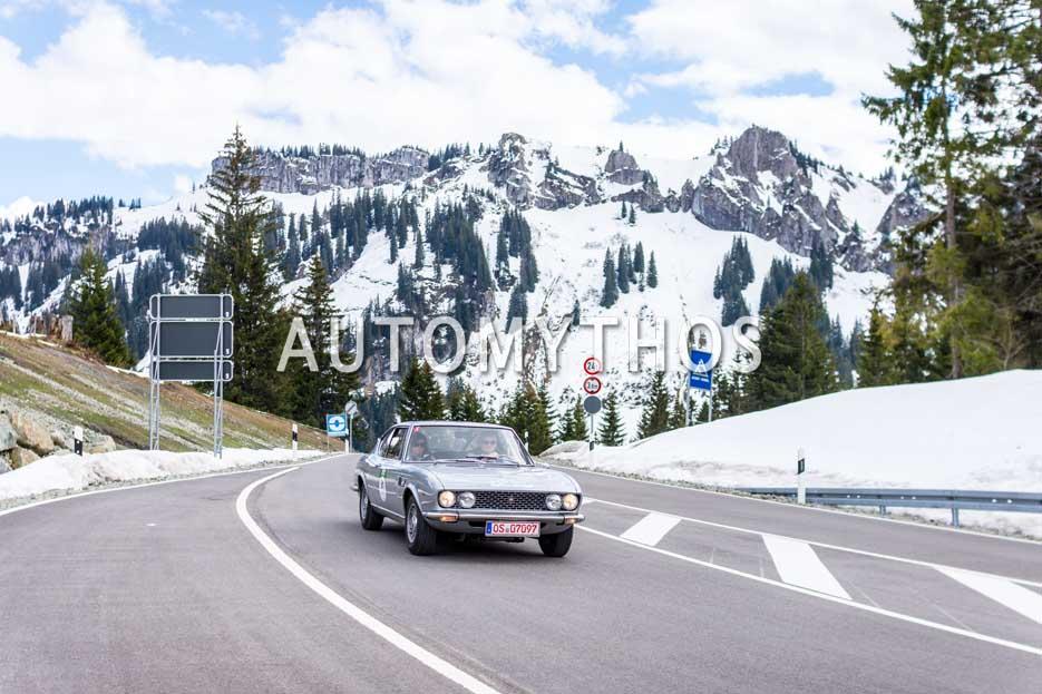 Automythos | 6. Bodensee Klassik 2017 | 91 | Wilhelm Middelberg & Silke Middelberg | Fiat Dino