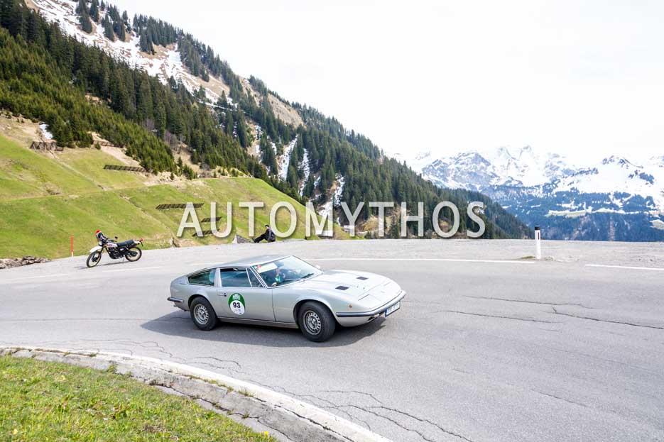 Automythos | 6. Bodensee Klassik 2017 | 93 | Petr Fiala & Soňa Nejedlá | Maserati Indy