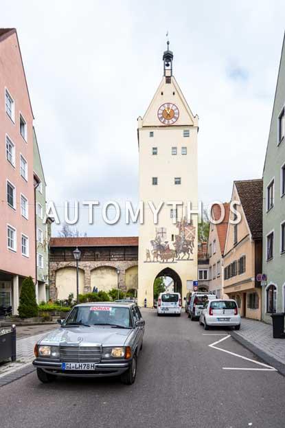 Automythos | 6. Bodensee Klassik 2017 | 94 | Reinhard Schade & Tina Gorschlüter | Mercedes-Benz 300 D Pullman