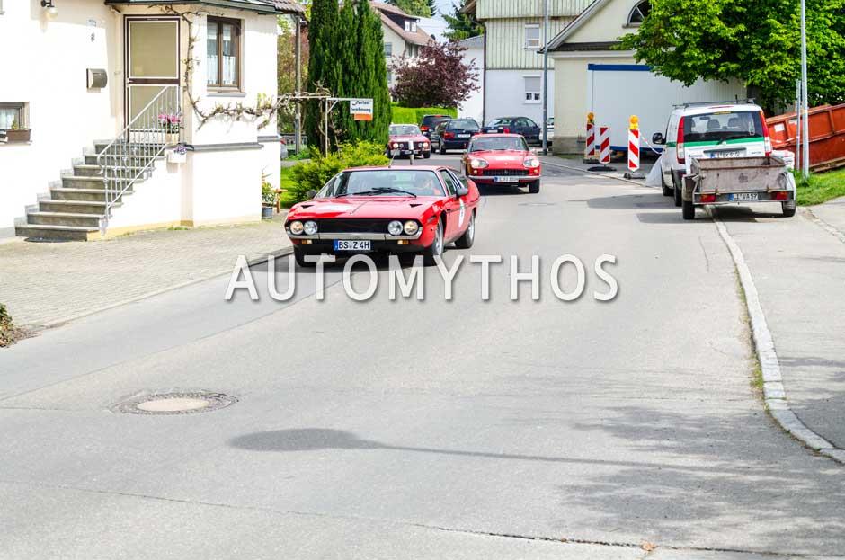 Automythos | 6. Bodensee Klassik 2017 | 96 | Kai-Uwe Matthies & Sigrid Matthies | Lamborghini Espada