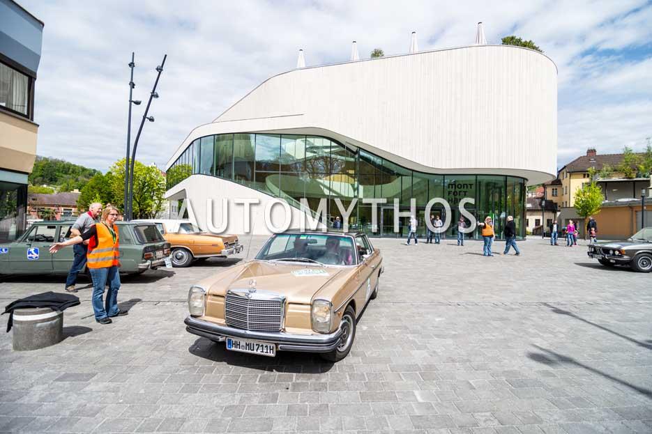 Automythos | 6. Bodensee Klassik 2017 | 97 | Matthias Urbach & Stefan Henning | Mercedes-Benz 250 CE
