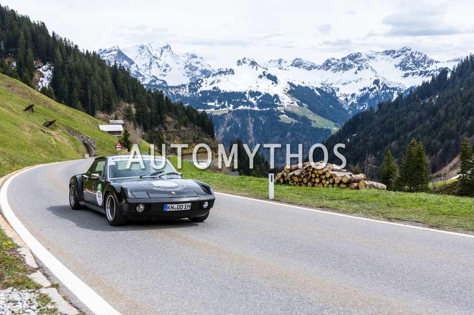 Automythos | 6. Bodensee Klassik 2017 | 99 | Siegbert Klaus Müller & Siegbert Auer | Volkswagen Porsche 914 GT