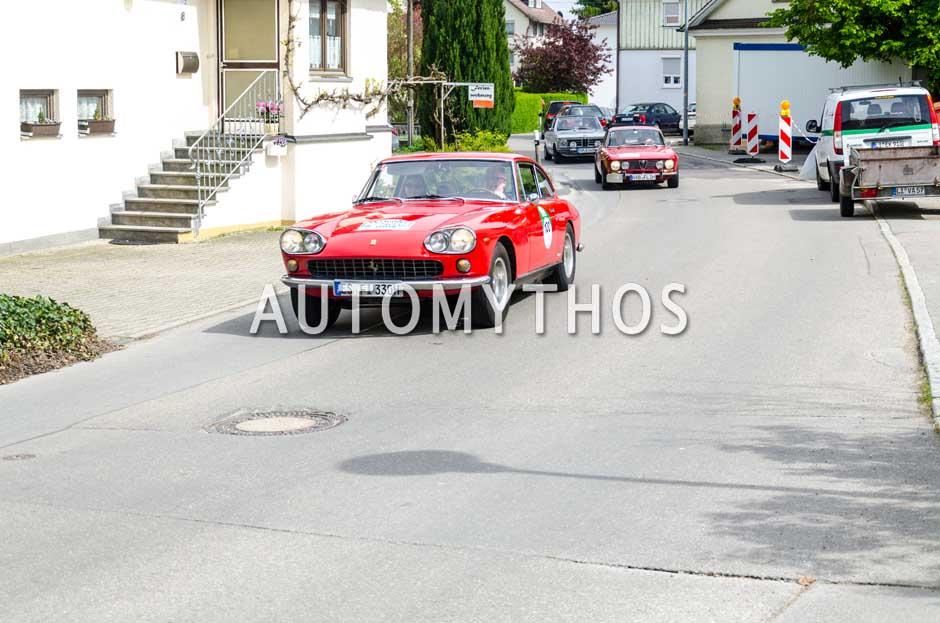 Automythos | 6. Bodensee Klassik 2017 | 100 | Holger Hanle & Sabine Rommel | Ferrari 330 GT 2+2