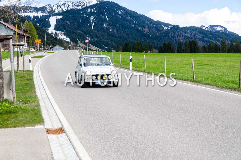 Automythos | 6. Bodensee Klassik 2017 | 104 | Dr. Gernot Schmierer & Andreas Repper | Innocenti Mini