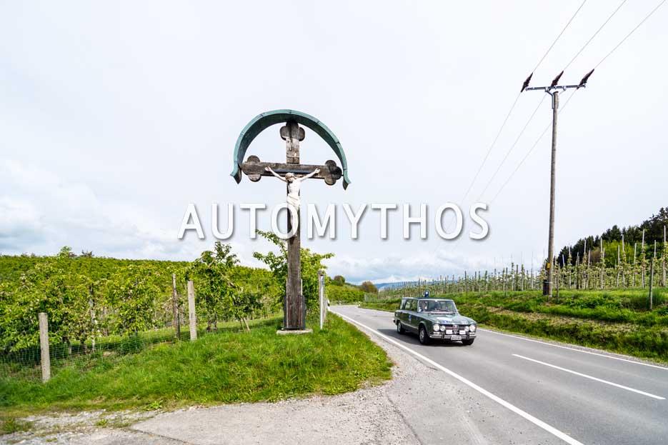 Automythos | 6. Bodensee Klassik 2017 | 112 | Marco Martelosio & Diana Martelosio | Alfa Romeo Giulia Super Giardinetta