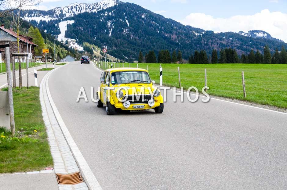 Automythos | 6. Bodensee Klassik 2017 | 113 | Peter Schmid & Andreas Hiestand | Innocenti Mini Cooper