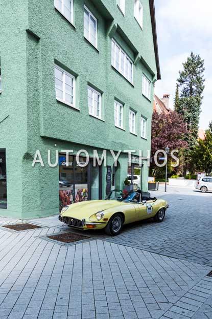 Automythos | 6. Bodensee Klassik 2017 | 114 | Thomas Mösch & Linda Mösch | Jaguar E-Type Series 3