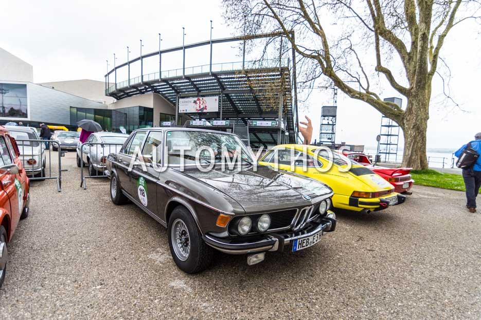 Automythos | 6. Bodensee Klassik 2017 | 118 | Fritz Geiger & Martin Wirth | BMW 3.0 Si