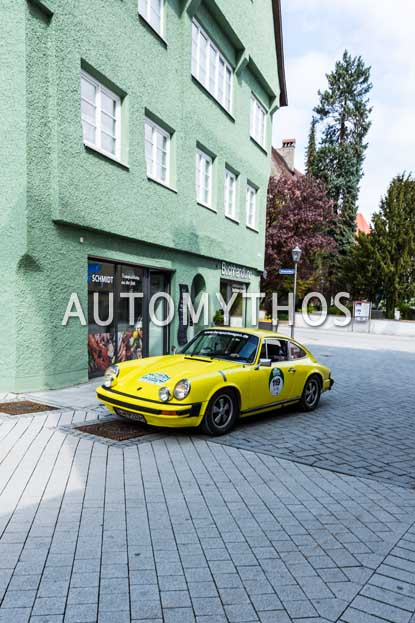 Automythos | 6. Bodensee Klassik 2017 | 119 | Hans Brückmann & Gabriele Brückmann | Porsche 911 S