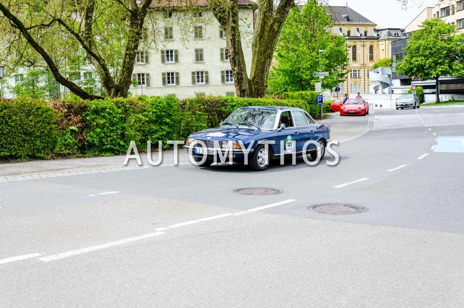 Automythos | 6. Bodensee Klassik 2017 | 121 | Andreas Becker & Steffen Hofmann | NSU Ro 80