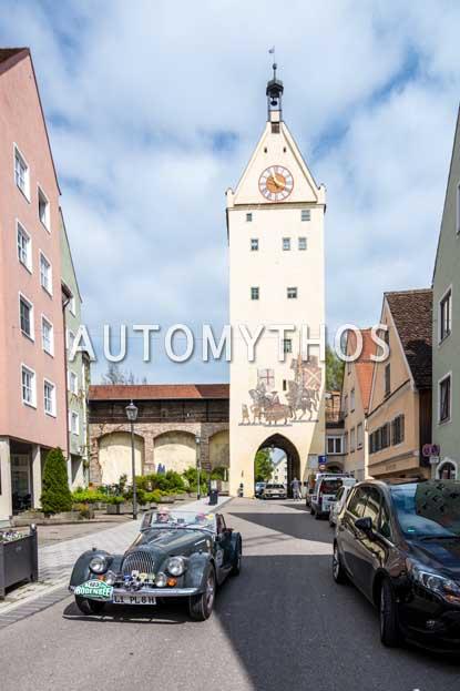 Automythos | 6. Bodensee Klassik 2017 | 123 | Dr. Thomas W. Fischer & Jürgen Vetter | Morgan Plus 8
