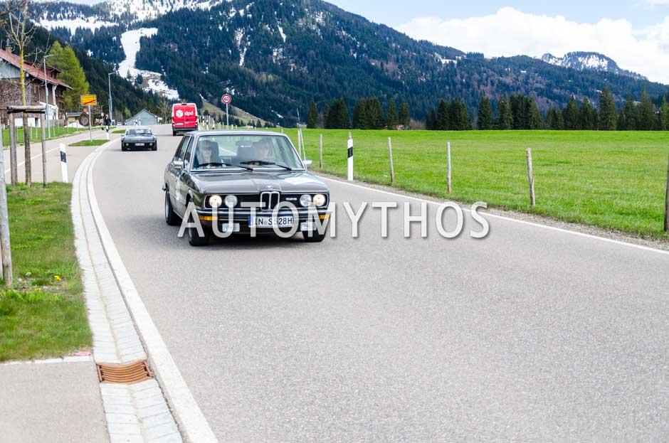 Automythos | 6. Bodensee Klassik 2017 | 126 | Lilian Schröfelbauer & Linda Schröfelbauer | BMW 528