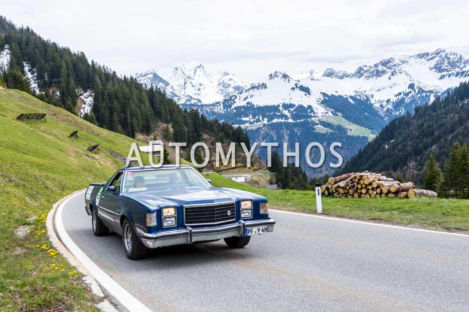 Automythos | 6. Bodensee Klassik 2017 | 129 | Christian Frank & Doris Koziol | Ford Ranchero GT