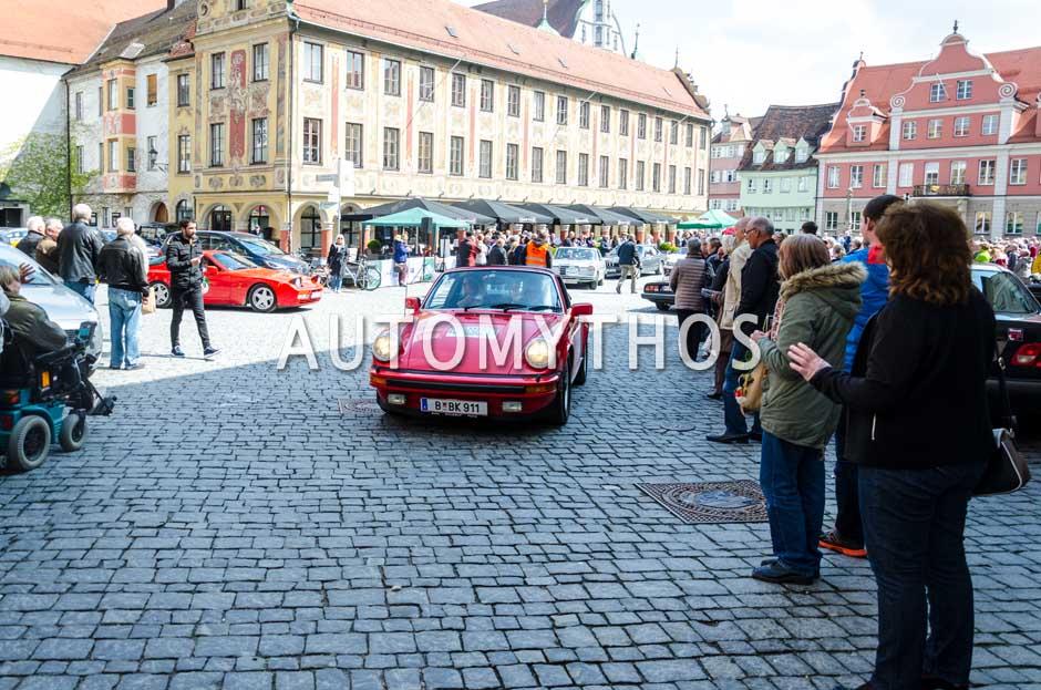 Automythos | 6. Bodensee Klassik 2017 | 133 | Barbara Kuchler & Martina Jungschmidt | Porsche 911 SC Targa