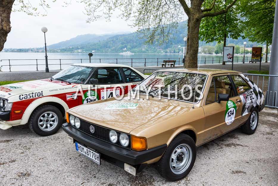 Automythos | 6. Bodensee Klassik 2017 | 134 | Bernd Therre & Tamara Veith | Volkswagen Scirocco