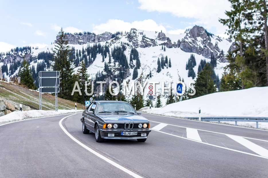 Automythos | 6. Bodensee Klassik 2017 | 139 | Katharina Walther & Bertil Majer | BMW 635 CSi