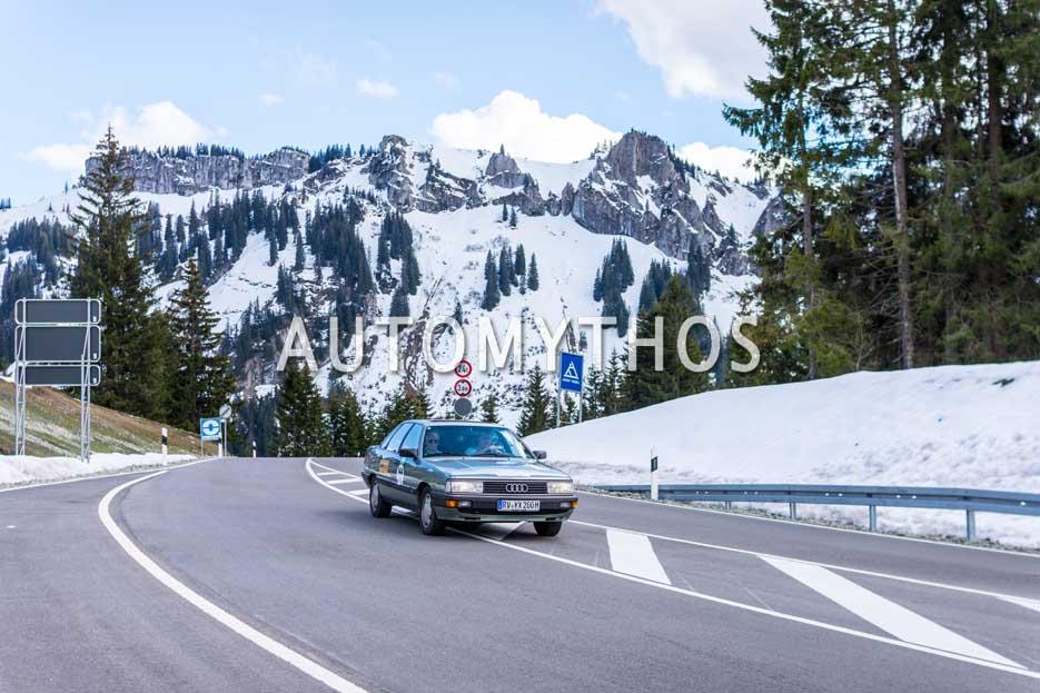 Automythos | 6. Bodensee Klassik 2017 | 144 | Nicolas Flosbach & Klaus Jansen | Audi 200 2.1