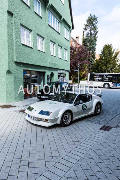 Automythos | 6. Bodensee Klassik 2017 | 148 | Thomas May-Englert & Heimo Reifetshammer | Alpine A310