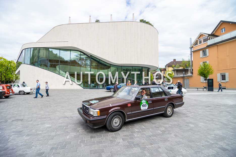 Automythos | 6. Bodensee Klassik 2017 | 150 | Isolde Holderied & Tomas Hirschberger | Toyota Crown