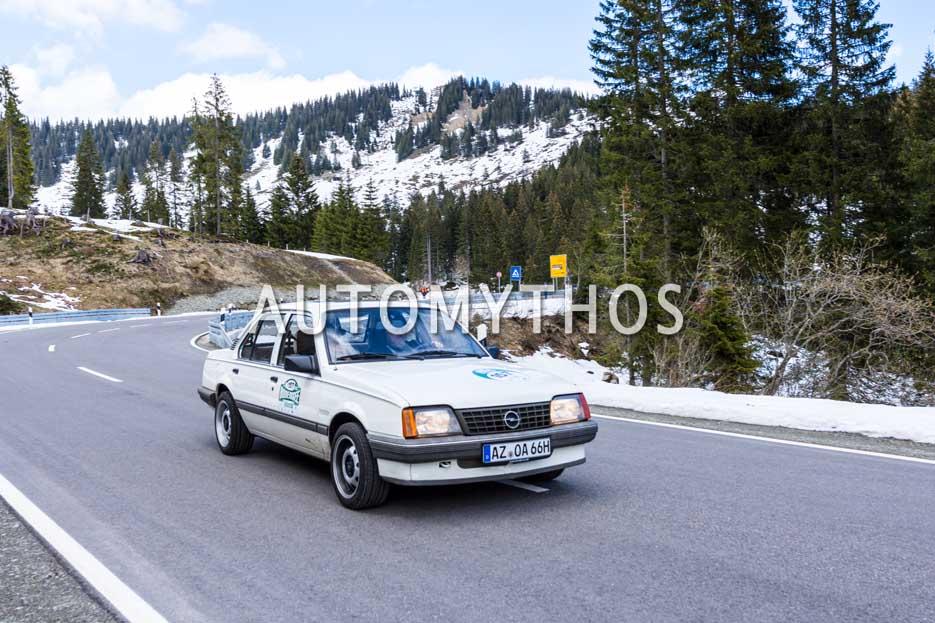 Automythos | 6. Bodensee Klassik 2017 | 157 | Andreas Hoffmann & Roland Rumbaum | Opel Ascona-C