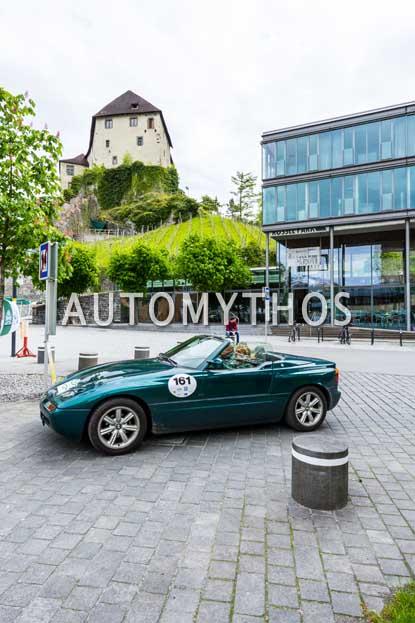 Automythos | 6. Bodensee Klassik 2017 | 161 | Sigrid Schneider & Udo Schneider | BMW Z1