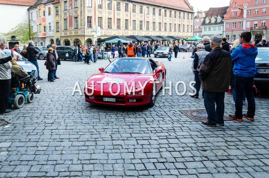 Automythos | 6. Bodensee Klassik 2017 | 164 | Kurt Manina & Sylvia Manzoni Manina | Honda NSX