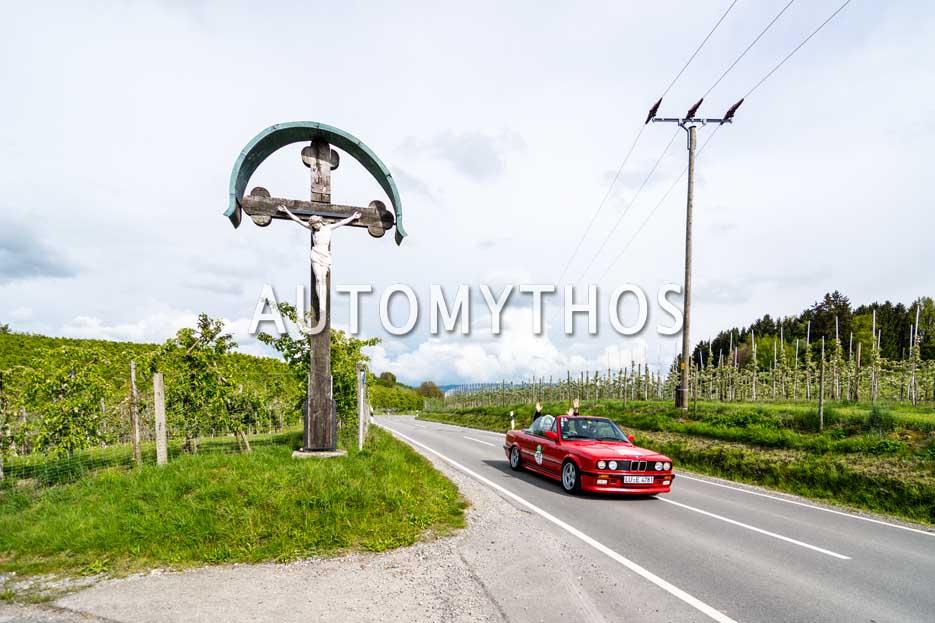 Automythos | 6. Bodensee Klassik 2017 | 165 | Matthias Kopka & Valentin Kopka | BMW 325i Cabriolet