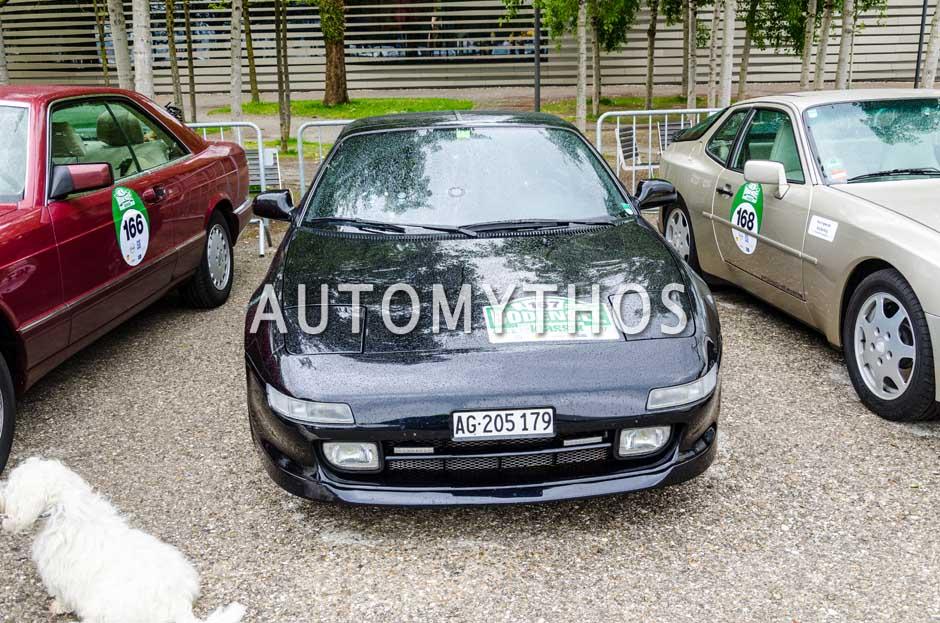 Automythos | 6. Bodensee Klassik 2017 | 167 | Arthur Erdin & Mario Perini | Toyota MR2 2.0 GT-i