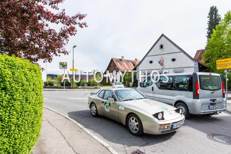 Automythos | 6. Bodensee Klassik 2017 | 168 | Dirk Bartling & Sven Ingwersen | Porsche 944 Turbo