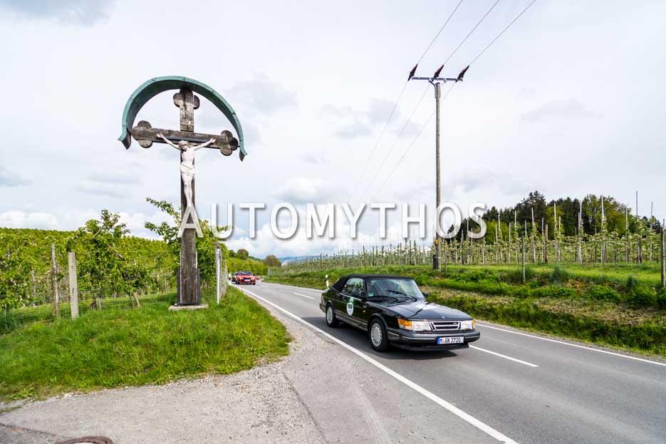 Automythos | 6. Bodensee Klassik 2017 | 169 | Philipp Grosse Kleimann & Dr. Wiebke Seemann | Saab 900 Turbo Cabriolet