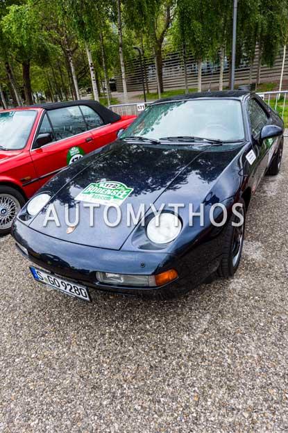 Automythos | 6. Bodensee Klassik 2017 | 172 | Christian Steiger & Siegfried Rauch | Porsche 928 GTS