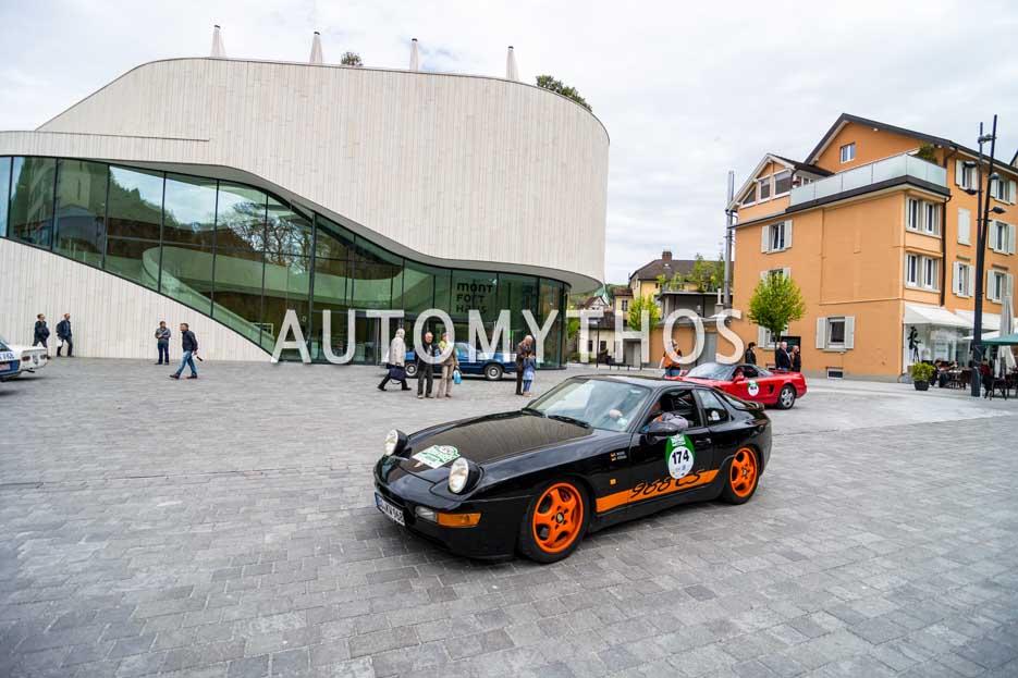 Automythos | 6. Bodensee Klassik 2017 | 174 | Kai Wicke & Sven Döring | Porsche 968 Clubsport