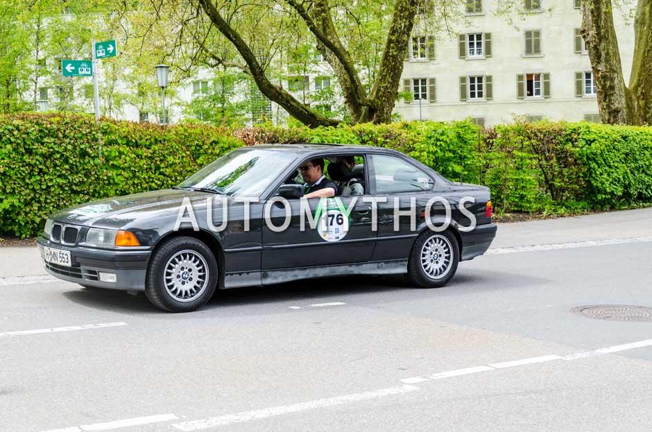 Automythos | 6. Bodensee Klassik 2017 | 176 | Prof. Dr. Michael Niehaus & Ralf Hosse | BMW 325i Coupé