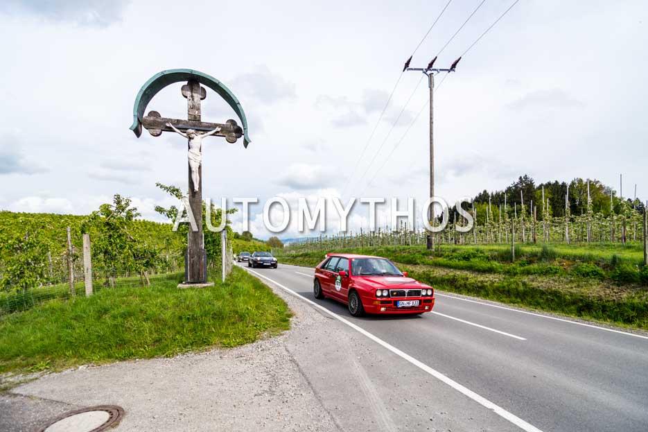 Automythos | 6. Bodensee Klassik 2017 | 177 | Sebastian Tauber & Christiane Hild | Lancia Delta HF Integrale sedici