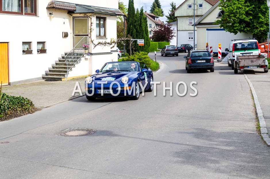 Automythos | 6. Bodensee Klassik 2017 | 178 | Oliver Exler & Isabel Exler | Porsche 968